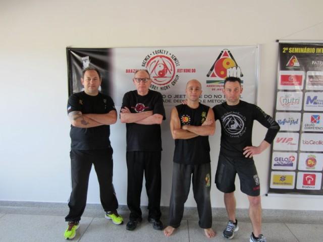 Adriano, Tim Tackett, Alexander, Dieter Casier
